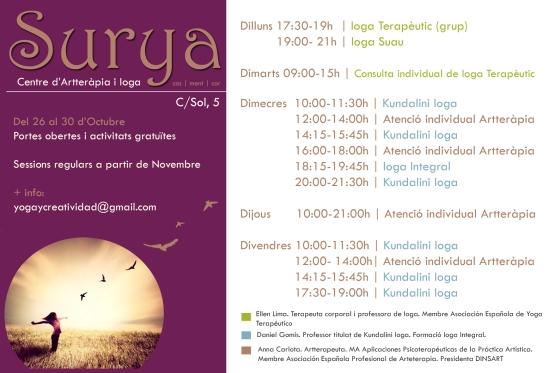 flyer Surya